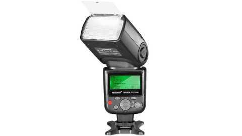 Neewer 750II TTL Flash Speedlite - Neewer 750II TTL Flash Speedlite with LCD Display for Nikon Amazon Coupon Promo Code