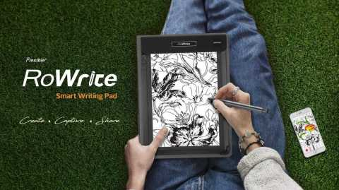 ROYOLE RoWrite - ROYOLE RoWrite Smart Writing Pad Gearbest Coupon Promo Code