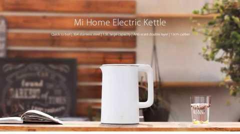 XIAOMI Mijia 1 5L Electric Water Kettle - XIAOMI Mijia 1.5L Electric Water Kettle Banggood Coupon Promo Code
