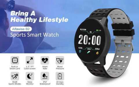 alfawise b2 sports smart watch