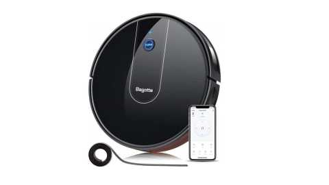 Bagotte BG700 - Bagotte BG700 1600PA Robotic Vacuum Cleaner Amazon Coupon Promo Code