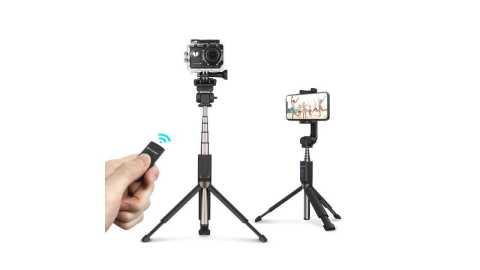 BlitzWolf BW-BS5 Bluetooth Selfie Stick Banggood Coupon Promo Code