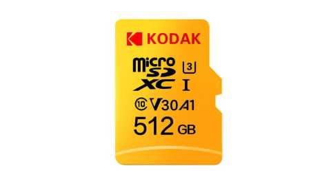Kodak U3 V30 - Kodak U3 V30 Class10 Micro SD Card Banggood Coupon Promo Code [512GB]