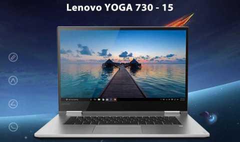 Lenovo YOGA 730 15 - Lenovo YOGA 730-15 Laptop Gearbest Coupon Promo Code [i7-8550U UHD Graphics 620 8+256GB SSD]