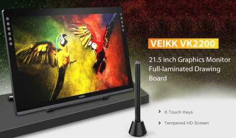 VEIKK VK2200 - VEIKK VK2200 21.5 inch Graphics Monitor Gearbest Coupon Promo Code
