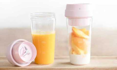 xiaomi 17pin fruit juicer bottle