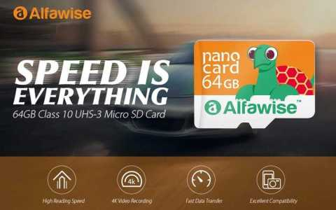 alfawise a64u3 high speed micro sd card
