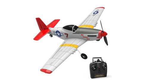 eachine mini mustang p-51d rc airplane