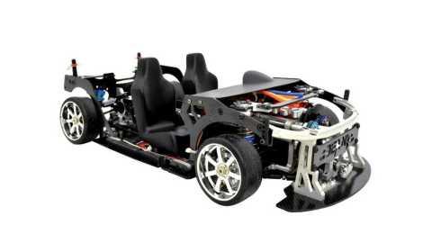 FIJON FJ9 - FIJON FJ9 1/10 Front Engine Design RC Car Drift Frame Banggood Coupon Promo Code