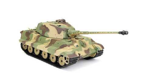 henglong 6.0 3888a-1 1/16 german tiger king henschel rc battle tank