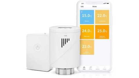 Meross Smart Heating Radiator - Meross Smart Heating Radiator Thermostat with Starter Kit Gearbest Coupon Promo Code [EU Stock]