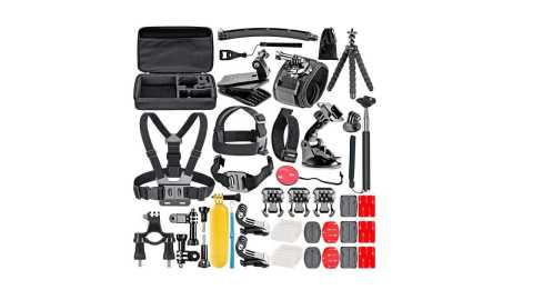 Neewer 50 In 1 Action Camera Accessory Kit - Neewer 50-In-1 Action Camera Accessory Kit Amazon Coupon Promo Code