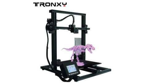 TRONXY XY 3 - TRONXY XY-3 3D Printer Amazon Coupon Promo Code