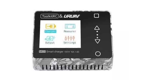 ToolkitRC URUAV M600 - ToolkitRC & URUAV M600 Smart Charger Banggood Coupon Promo Code