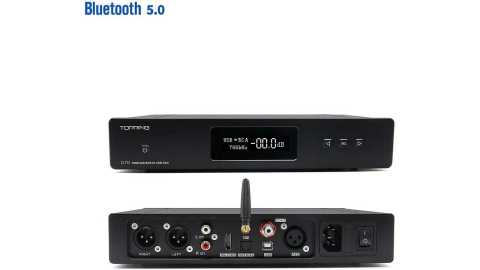 Topping D70 - Topping D70 HiFi Balanced DAC Amazon Coupon Promo Code [Bluetooth Version]