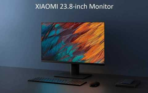 XIAOMI 23 8 Inch Office Gaming Monitor - XIAOMI 23.8-Inch Office Gaming Monitor Banggood Coupon Promo Code [USA Warehouse]