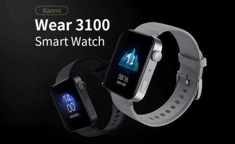 xiaomi wear 3100 smart watch