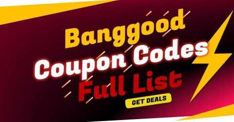 banggood coupons full list - Banggood Coupon Promo Codes [Full List] [2020]