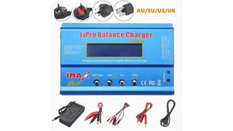 iMAX B6 - iMAX B6 80W 6A Lipo Battery Balance Charger Banggood Coupon Code [USA Warehouse]