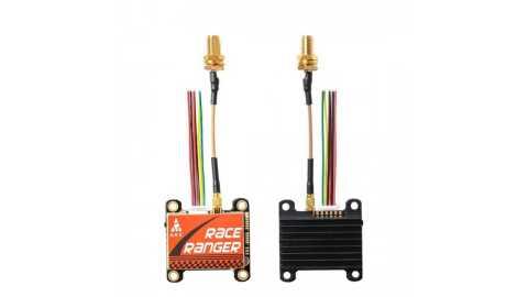 akk race ranger smart audio fpv transmitter w/ sma adapter