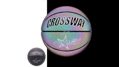 CROSSWAY Luminous Basketball - CROSSWAY Luminous Basketball Banggood Coupon Promo Code