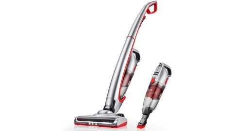 DEIK 2 In 1 Cordless Vacuum Cleaner - DEIK 2-In-1 Cordless Vacuum Cleaner Amazon Coupon Promo Code