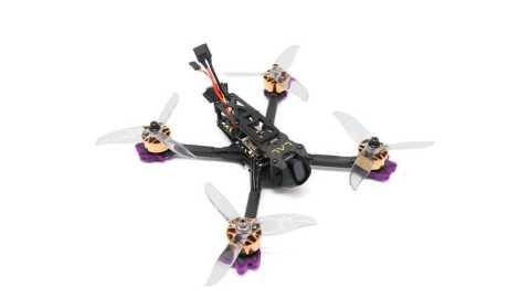 eachine lal5.1 5 inch 4k hd 4s fpv racing drone