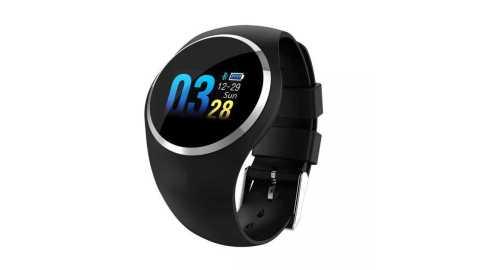 newwear q1 smart wristband