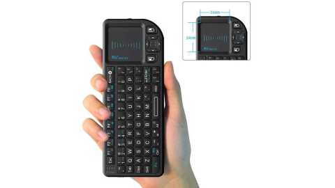 Rii Mini X1 - Rii Mini X1 Wireless Keyboard Gearbest Coupon Promo Code