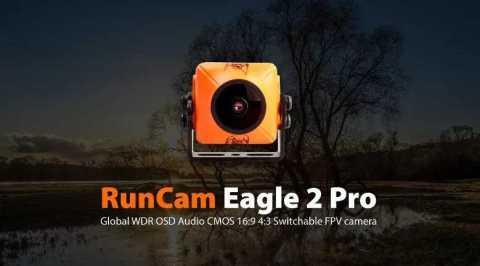 RunCam Eagle 2 Pro - RunCam Eagle 2 Pro FPV Camera Banggood Coupon Promo Code