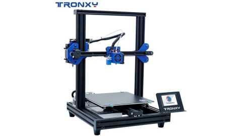 TRONXY XY 2 Pro - TRONXY XY-2 Pro 3D Printer Amazon Coupon Promo Code [Blue]