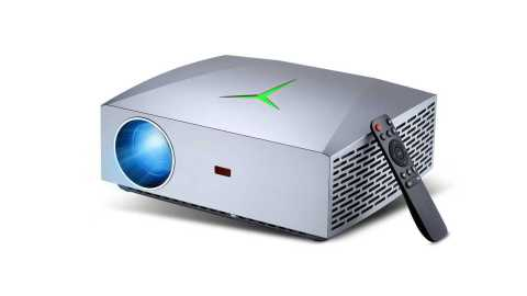 VIVIBright F40UP - VIVIBRIGHT F40UP Android LED Projector Geekbuying Coupon Promo Code [Germany Warehouse]