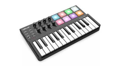 WORLDE Panda Mini midi Controller Keyboard - WORLDE Panda Mini USB/MIDI Controller Keyboard Banggood Coupon Promo Code