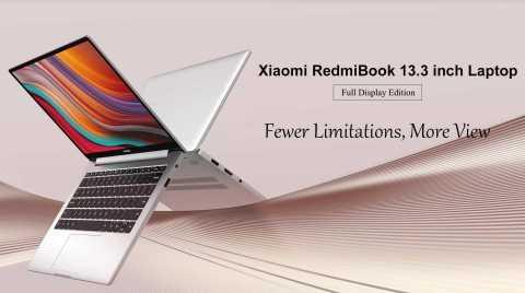 xiaomi redmibook full display edition