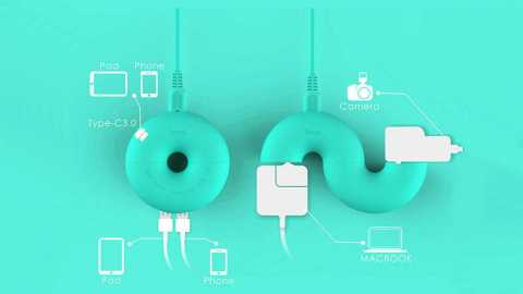 trozk  donuts charger - TROZK UZ002 Donut Charge Station Banggood Coupon Promo Code