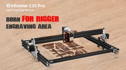 Alfawise C30 Pro - Alfawise C30 Pro Laser Engraving Machine Gearbest Coupon Promo Code