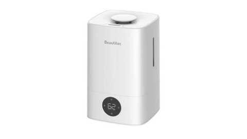 Beautitec Smart Ultrasonic Humidifier - Beautitec Smart Ultrasonic Humidifier 4.5L Banggood Coupon Promo Code