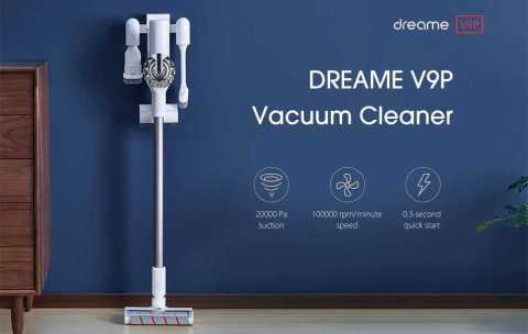 DREAME V9P - Xiaomi DREAME V9P Wireless Handheld Vacuum Cleaner DHgate Coupon Promo Code [Spain Warehouse]
