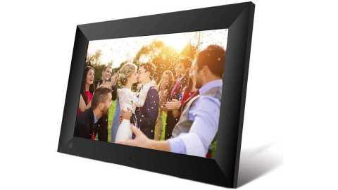 EMISH 10 Inch Digital Picture Frame - EMISH 10 Inch WiFi Digital Picture Frame Amazon Coupon Promo Code