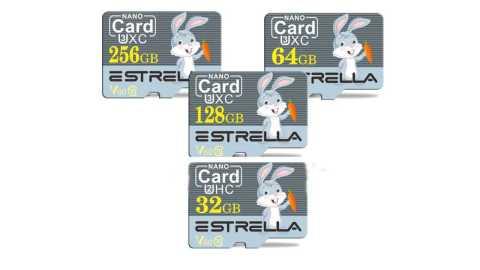 estrella high speed micro sd card