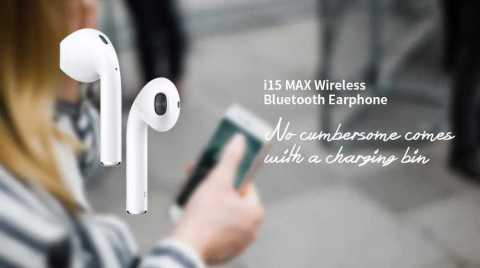 gocomma 115 max wireless bluetooth earphone