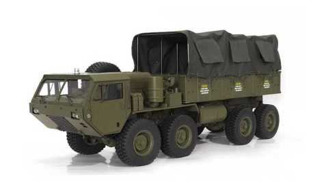 hg p801 1/12 us army military truck cloak cover cloth set we8011