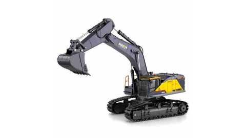 huina 1592 alloy 1/14 rc excavator