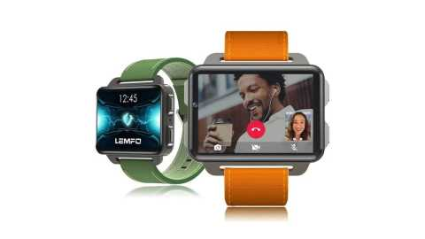 LEMFO LEM4 PRO - LEMFO LEM4 PRO Smart Watch Phone Banggood Coupon Promo Code