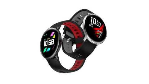 microwear l10 smart watch