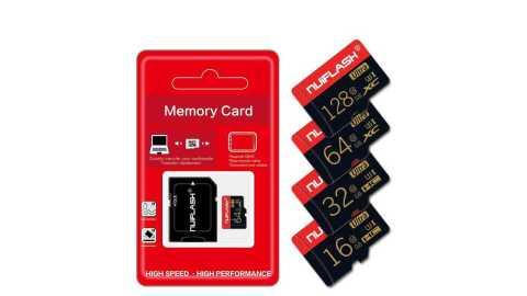 nuiflash nf-tf 01 c10 memory card