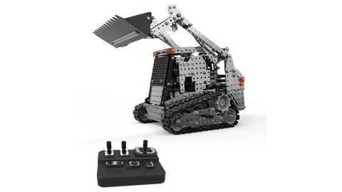 SWRC 008 - SWRC 008 Stainless Steel DIY RC Caterpillar Forklift Banggood Coupon Promo Code [1178PCS]