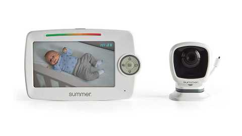"Summer Lookout Duo 5 LCD Baby Monitor - Summer Lookout 5"" LCD Video Baby Monitor Amazon Coupon Promo Code"