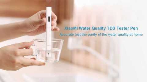xiaomi water quality tds tester pen