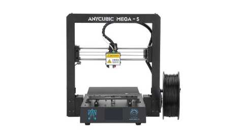 ANYCUBIC Mega S - ANYCUBIC Mega-S 3D Printer Gearbest Coupon Promo Code